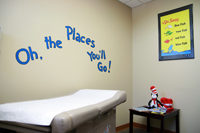 Dr. Suess Room